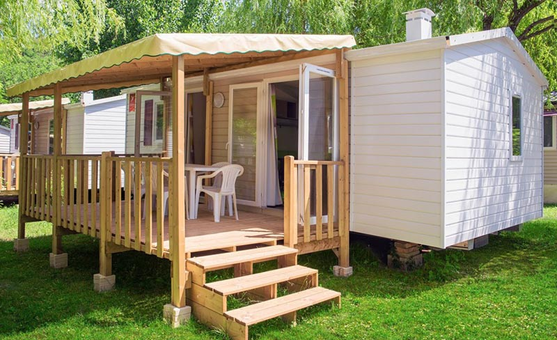 Bellsol Mobil home 2 chambres 4/6 places