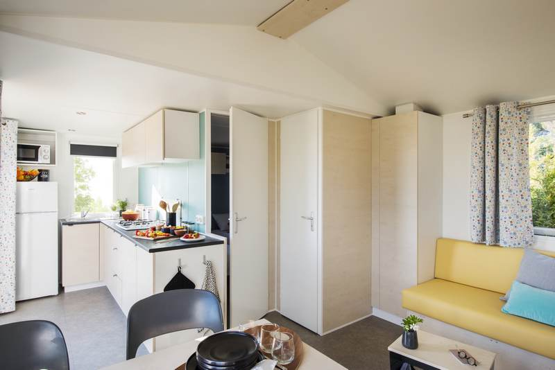Logis mobil home 2 chambres