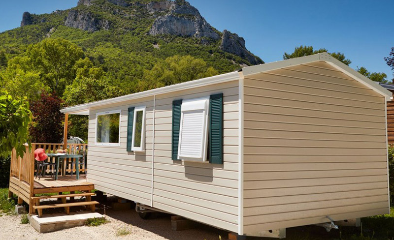 Beauchêne Mobil home 2 chambres 4/6